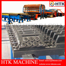 High-quality Construction Mesh Production Line, steel bar wire mesh welding machine