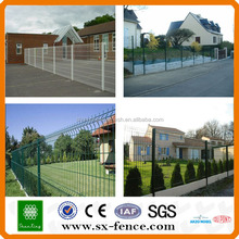 Home garden galvanized used wire mesh rence / welded mesh fencing