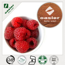 Competative price and quality Palm leaf 4%-20% raspberry ketone/5% Flavone/20% Ellagic Acid Natural Raspberry Extract