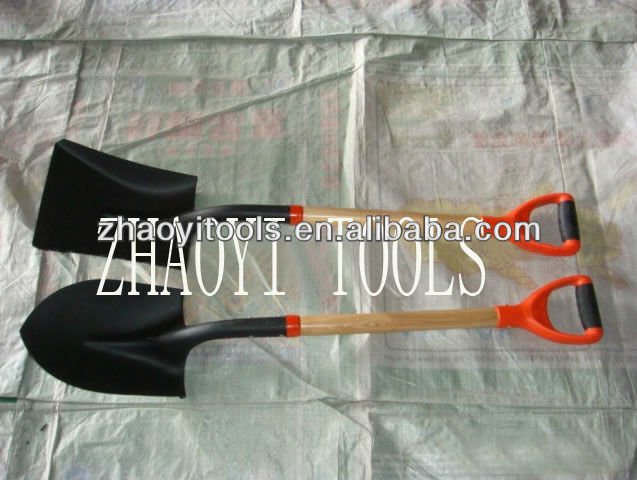 high quality garden shovel digging shovel ZYS518 519