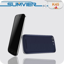 Android4.4 double sims OEM MTK 6582 handphone