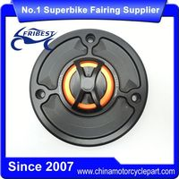FKTMP076 New Motorcycle Gas Fuel Cap CNC Tank Cover Kit For DUKE 125 200 390