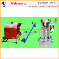 1-10TPD manual coconut oil press machine