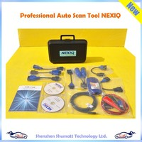 Professional Auto scan Tool NEXIQ USB Link + Diesel Truck Diagnose Interface & Software High Quality