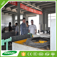 Waste tire recycling production line reclaimed rubber