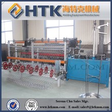 Hebei HTK Automatic Chain Link Fence Making Machine