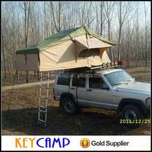 Off Road 4x4 Camping Trailer Pop Up Tent For Camper Van