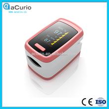 CE approved OLED display mini portable clip spo2 sensor/probe monitor handheld fingertip/finger pulse oximeter for manufacturer
