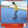 Hockey court sports flooring,Plastic interlocking sports flooring,outdoor sport flooring
