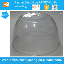 Clear plastic protective cover