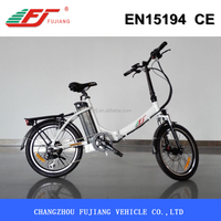 2015 Hot Sale electric bike, folding electric bike, electric fat bike