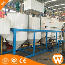 Best selling crude oil refinery machine vegetable oil refinery machine crude cooking oil refinery machine