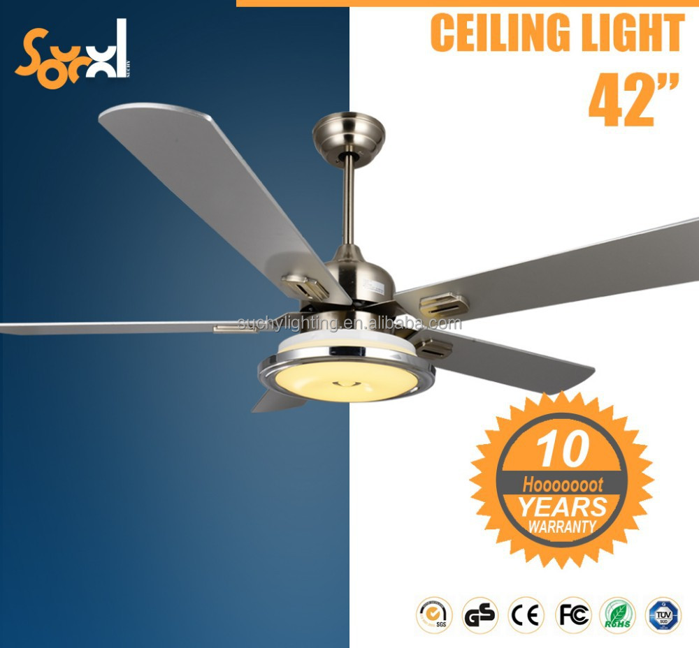 "Ceiling Fan 42"" High Quality With Light Buy Fans Ceiling"
