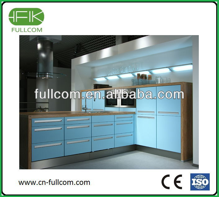 Modern lifestyle pvc kitchen cabinets buy modern for Lifestyle kitchen units