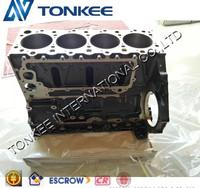 4HK1 Engine body 4HK1 Cylinder body New&OEM 4HK1 Engine cylinder body