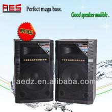 2.0Professional high end karaoke stage concert speaker nightclub DJ horn home theater vibration speaker