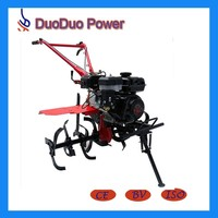9.0 HP rice hand cultivation hoe machine of black pepper