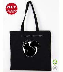 Wholesale Factory 10 OZ Eco Reusable Silk Screen Printing Fabric Canvas Bag