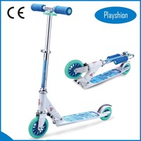 2 wheel kick scooter/ kids scooter/light up wheels kids scooter