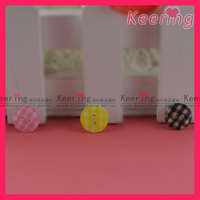 colorful sewing on bulk round buttons for shirts WBK-1280