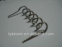 wholesale China new fine tungsten filament/tungsten wire factory in china used in C2ochralski method