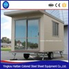 Galvanized steel structure contaner house, 20ft shipping contaner house
