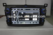 Android coche DVD GPS con Bluetooth TV IPOD de 2013 for TOYOTA RAV4