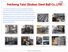 Steel Ball, Bearing steel ball and stainless steel ball, high-quality