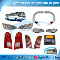 Kinglong Higer Golden Dragon Daewoo Zhongtong Yutong bus body spare parts