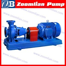 IS Centrifugal Pump Suction Pressure/Pump Differential Pressure Selection