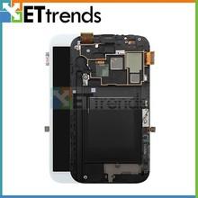 LCD nuevo y original para Samsung Galaxy Note 2 n7105 con digitalizador