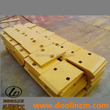Grader Parts 7D1949 Cutting Edge on Sale for construction machinery