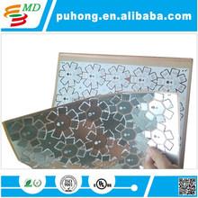 Foldable Wifi 360 angel Flex Rigid Single Side Aluminum Base Led Round Pcb Board
