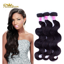 Factory Price Virgin Natural Color Cheap Price Unprocessed Cambodian Hair Body Wave