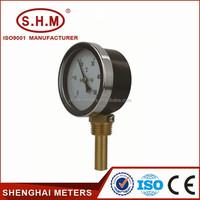 industrial bimetallic boiler thermometer