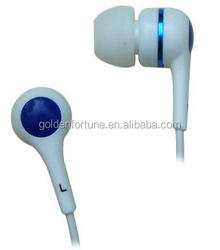 cheapest colorful stereo earbud and headphone , ear buds for mobile phone, mp3 /mp4