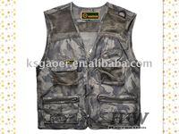 men outdoor functional&breathable fishing vest