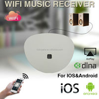 Compare airplay qplay dlna 2T2R wifi multiroom speaker audio