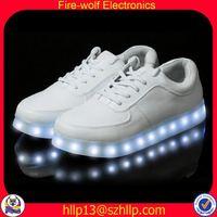 Denmark school glow shoe school glow flashing shoe
