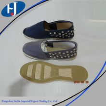 Buy wholesale direct from china espadrilles shoes, new design fashion espadrille for lady