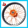 chinese good quality KTM JS dirt bike wheels for sale