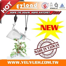 [EZ LOAD] Rope and Ratchet for Tomato Hydroponics Quick Snap Ropes