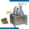High packing efficiency and Teflon glue conatainer jujube mud cake box gluing machine