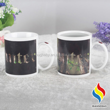 Bulk Custom Souvenir Coffee Mugs With Color Changing