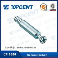 furniture fittings m6 furniture joint connector bolts