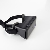 For smartphone 5.5~6.3inch 3d video glasses virtual reality color cross