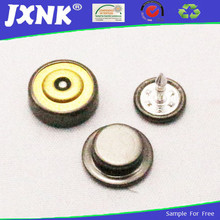 garment fur coat snap fasteners button for coat
