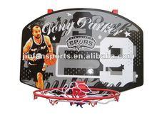 tablero de baloncesto para niños