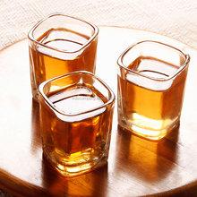 mini vodka whiskey liquid shot glass cup
