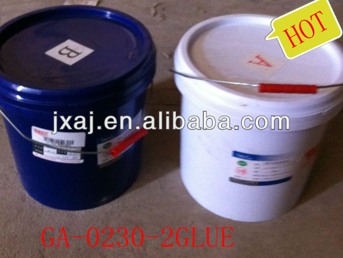 Ga-0230-2 ignifuge thermique liquide verser mastic